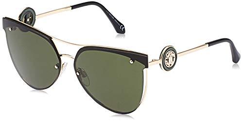 Gafas de sol Roberto Cavalli RC 1089 32N Brillante Oro Rosa/Verde