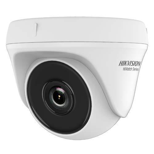 Hikvision Cámara de Seguridad Domo 2,8mm 4in1 1080p 25fps IR Hwt-t120-p Gama HiWatch Series