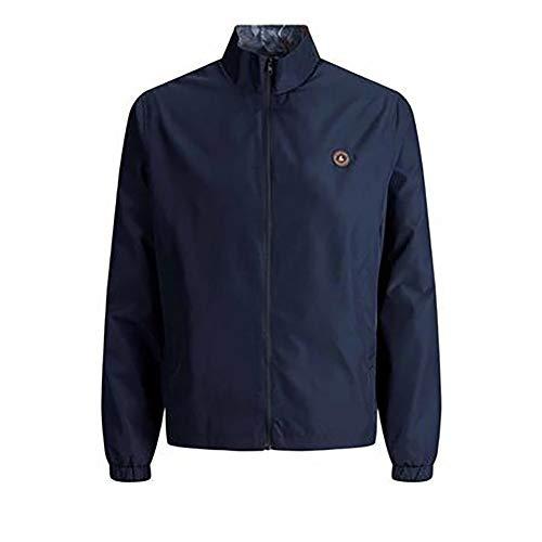 JACK & JONES Herren JORVICTOR Jacket PS Jacke, Navy Blazer, 4XL