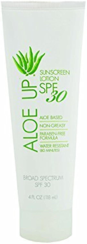 Aloe Up Sun & Skin Care Products Unisex Weiß Collection SPF 30 Lotion by Aloe Up Sun & Skin Care Products