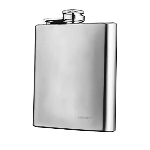Portable Flagon Petit pot de vin de Flagon Pot à main porteur à whisky