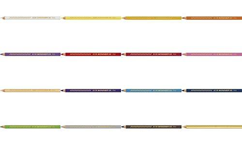EBERHARD FABER 518707 hexagonal de crayons de couleur Big Winner, kadmiumgelb