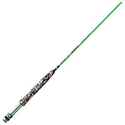 Redington Fly Fishing Rod 580-4 Minnow Rod W/Bag 5 Wt 8-Foot 4pc Neon Green