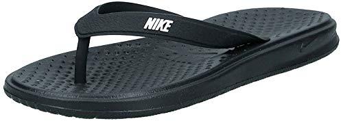Nike Herren Solay Thong (gs/ps) Dusch- & Badeschuhe, Schwarz (Black/White 001), 40 EU