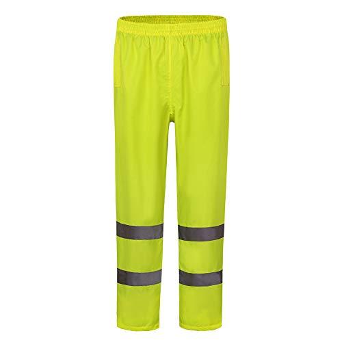 Pantalon Alta Visibilidad Hombre Impermeable Marca AYKRM