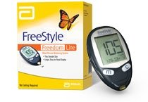 FreeStyle Freedom Lite Blood Glucose Monitoring System - 1 Each