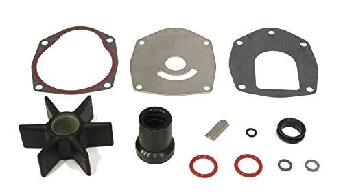 The ROP Shop | Pump Rebuild Impeller Kit for Mercury 90 HP, 4 Stroke, OG960500 & Up Engines