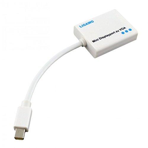 Ligawo 6518907 MDP Mini DisplayPort naar VGA adapterkabel