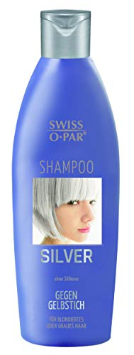 Swiss-o-Par Silver Shampoo, 2er Pack(2 x 250 ml)