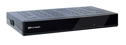 Vistron VT85 Digitaler HDTV Kabelreceiver für Vodafone, Unitymedia, Telecolumbus, M-Net usw. Scart