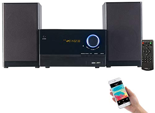 auvisio -   Mini Stereoanlage: