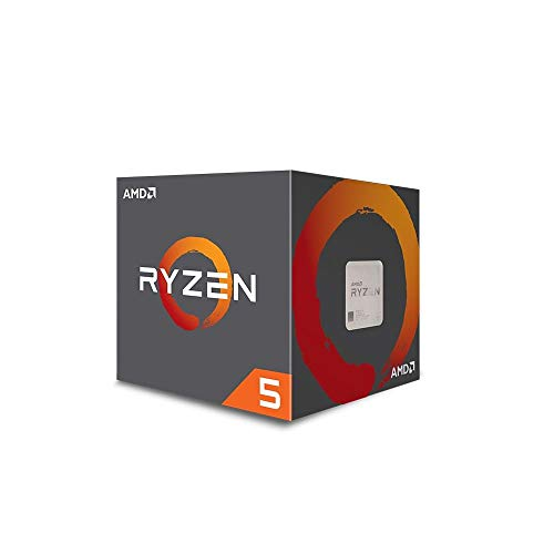 AMD Ryzen 5 1500X - Procesador (AMD Ryzen 5, 3,5 GHz, Socket AM4, PC, 14 nm)