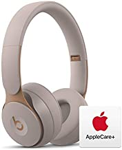 Beats Solo Pro Wireless Noise Cancelling On-Ear Headphones - Apple H1 Chip - Grey with AppleCare+...