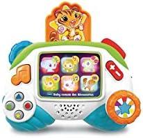 VTech - Baby Console des Découvertes, la Première Console de Bébé, Dès 9 mois - Version FR