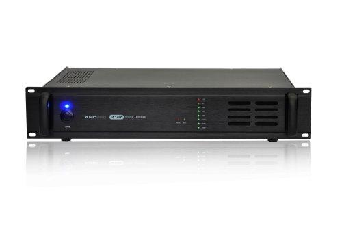 AMC iA240X versterker (100 V) zwart