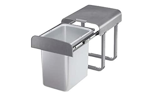 EKOTECH Abfallsammler Aladin, 16 Liter, ausziehbar, 1 Stück,90134610