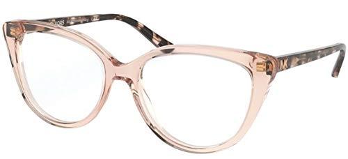 Michael Kors Damen 0MK4070 Sonnenbrille, Pink, 52