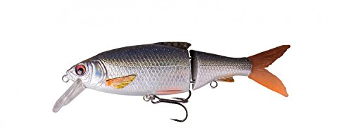 Savage Gear 3D Roach Lipster, Wobbler,, Kunstköder, Hechtwobbler, Hechtköder, Farbe:Roach (Rotauge), Länge / Gewicht:18.2cm-67g