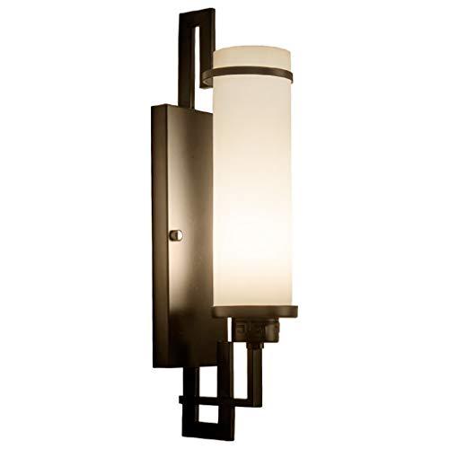 - Lámpara de pared E27, fuente de luz para salón, moderna y minimalista, dormitorio nocturno, escalera, proyecto, TV, fondo de pared, dormitorio (color: luz blanca).