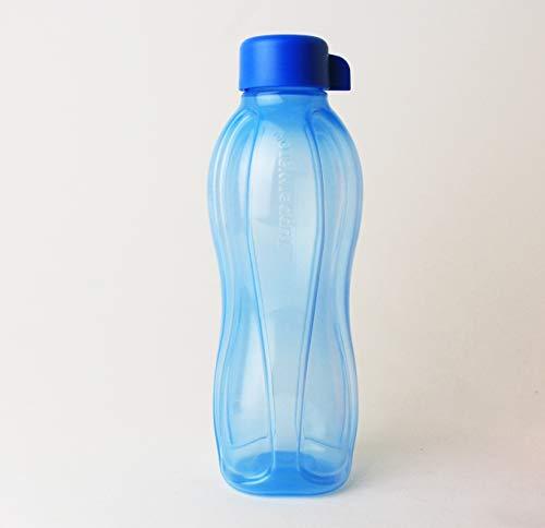 Tupperware® EcoEasy 500 ml Trink-Flasche helles türkis C136 Eco-Easy Wasser Saft Sport NEU+OVP