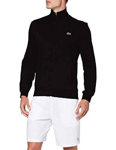 Lacoste Sport Herren SH1559 Pullover, Noir/Noir, XL
