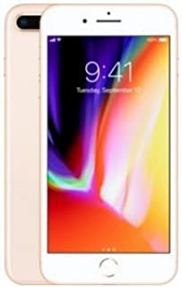 Apple iPhone 8 Plus without FaceTime - 64GB, 4G LTE, Gold