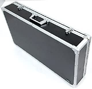CNB PDC-410G MSBK Black Locking Aluminum Pedal Case