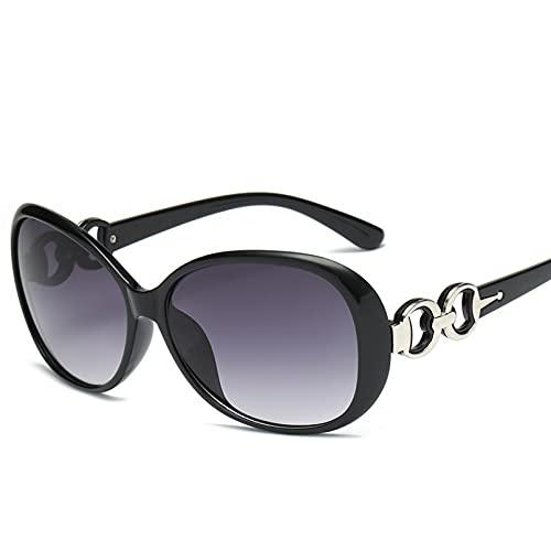 N/A Gafas de sol para Hombre Gafas de sol para Mujer Gafas de sol vintage para mujer Gafas de sol para mujer Gafas redondas Gafas de sol con montura grande