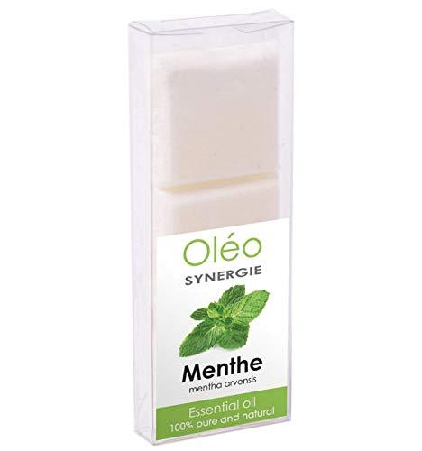 Pastilles de Cire parfumée à l'huile Essentielle de Menthe Oléo de Drake