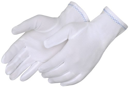 Liberty 4611 Nylon Full Fashion Lowest price challenge Glove Stretch Men's Inspector L 25% OFF