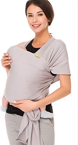 Sling del portador para bebés para recién nacidos 0-36 meses Sling Anillo Mochila envoltura Bebé Kangaroo Manduca Bebé transpirable infantil (Color: C)