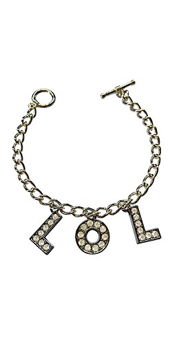 LOL Charm Bracelet
