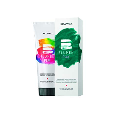 Goldwell Elumen Play Semi-Permanente Haarfarbe Tönung - Metallic Petrol 120 ml