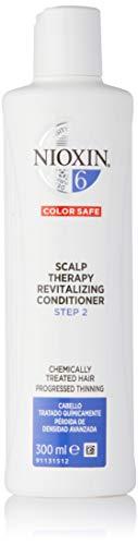 Nioxin Sistema 6 Color Safe Tratamiento De Cuero Cabelludo Y Cabello - 300 ml.