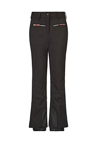 Killtec Meisjes Maura Jr Skibroek/Softshell broek met randbescherming en sneeuwvanger