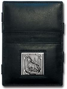 Siskiyou Jacob's Ladder Howling Wolf Wallet