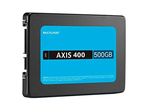 HD SSD 480GB SSD 2,5 Polegadas Ultra Slim Sata III P/Notebook Desktop – Multilaser AXIS 400