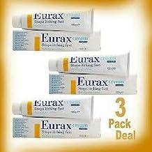 Eurax Cream 100g **3 PACK DEAL