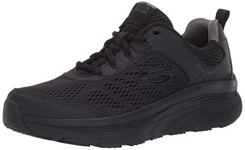 Skechers D lux Walker Sneaker Nera da Uomo 232044 BBK