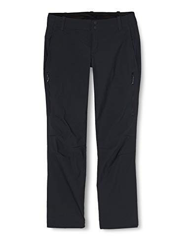 Berghaus Ortler 2.0 Pantalon de Marche Femme, Noir, FR : XL (Taille Fabricant : 16 33)