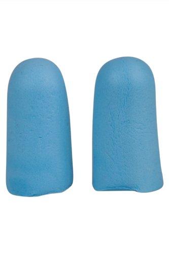 Mountain Warehouse 1 paire Bouchons d'Oreille Voyage Transport Anti Bruit Protection Bleu