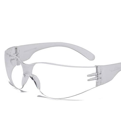 FANGYUN A prueba de explosiones al aire libre montar gafas de sol para hombres y mujeres jóvenes béisbol equitación correr conducción pesca golf motocicleta PC gafas UV400, color, talla Medium