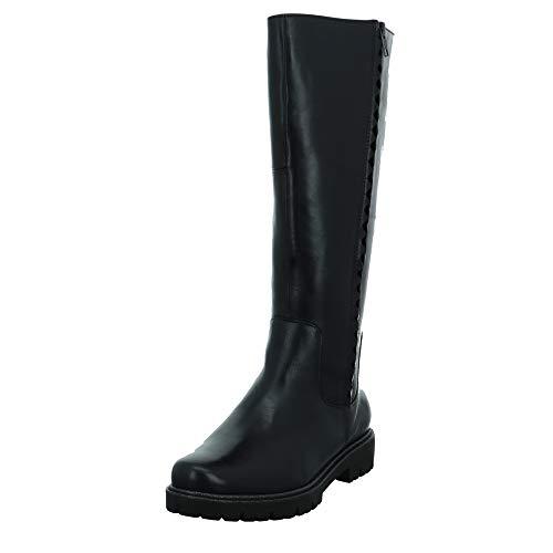 Jana Damen Stiefel Stiefel mit variablem Schaft 26508-001 schwarz 783257