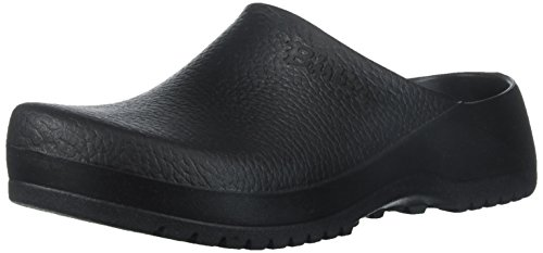 Birkenstock Women's Super Birki Comfort Cork Footbed Clog Black 35 Medium EU