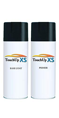 TouchupXS-for Scion tC 1E0 Flint Mica Touch Up Paint 12oz and Primer
