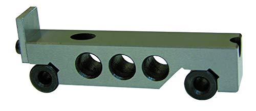 MIB Sinuslineal mit Stützzylindern Winkelmessung 100 oder 200 mm zur AUSWAHL: 200 mm
