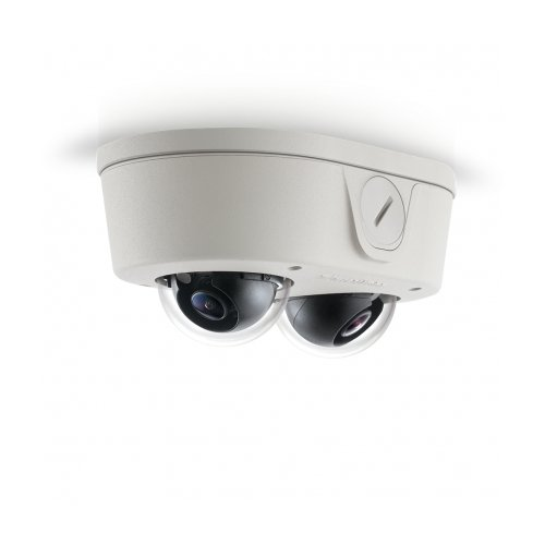 ARECONT VISION 10 Megapixel (MP) H.264 All-in-One Remote Focus User-Configurable Multi-Sensor True Day/Night Indoor/Outdoor Dome IP Camera / AV10655DN-08 /