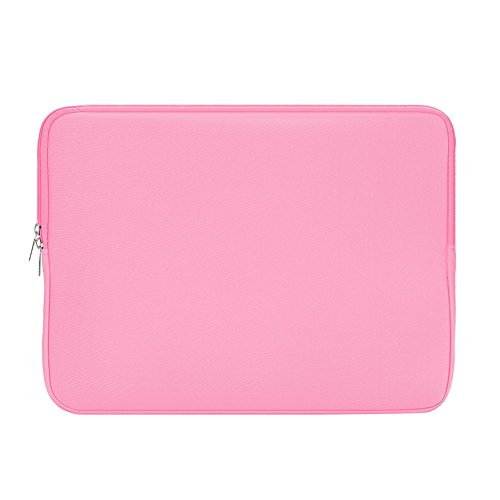 Tiptiper Hanbaili – Capa protetora acolchoada para laptop de 15 polegadas para MacBook Pro/Notebook/Ultrabook/Chromebook, Dell HP ThinkPad Lenovo Samsung Toshiba Asus