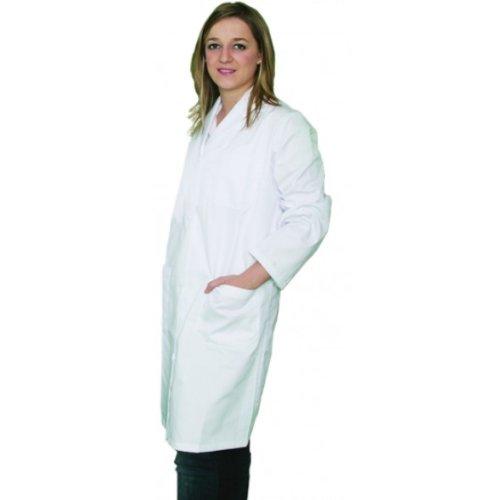 Ortotex QVM-00032/S dames badjas lange mouwen Ox, maat S