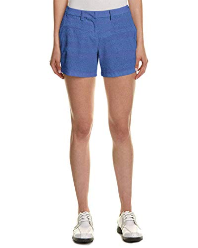 Nike Printed 4.5Short Golftasche, Damen 43 blau (Paramount Blue/Paramount Blue)